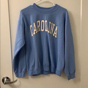 🚨5/$20!! Carolina sweatshirt
